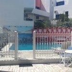 Blue Sky Hotel Foto