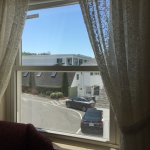 """Great room in the Willows bldg! Save a little $ because it's """"No View"""" means """"No Water View."""""""