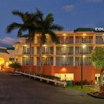Courtyard Key Largo