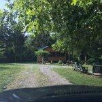 Rim Rock's Dogwood Cabins Foto