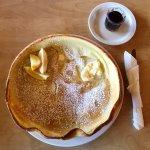 Classic German Pancake