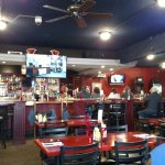 Large, nice bar