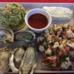 Los mejores pescados y mariscos.... Rico sabor