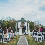 The most romantic spot for a charming wedding
