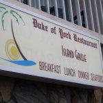 Photo de Duke of York Restaurant