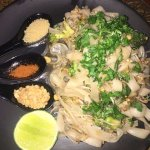 vegan Pad Thai at Shasta