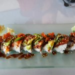 Red Dragon and Yellowstone rolls