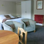 Windsor, twin queen suite