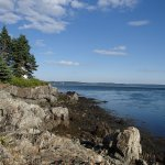 Deer Island Point Park Campground Foto