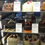 Great selection of very nice cakes
