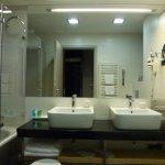 洗面台が二つある