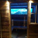 Schöne neue Sauna