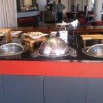 Buffet Lunch & Bar