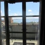 Grand Harbourview room-balcony