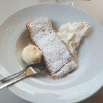 Cafe Restaurant Pension Bergland照片