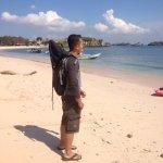 Photo de Pink Beach