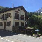 Hotel du Col de Fenetre