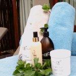 Inroom Spa Massage (on deck) of room 7