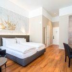 Altstadt Hotel Krone Luzern Rooms