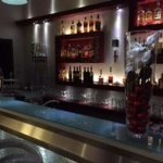 Bar area. Doest do draught beer :(