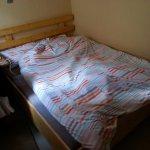 Mr Martins Addis Room with ensuite bathrom