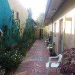 Mr Martins Addis Room nice and cozy premises
