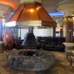 Lobby, TaHOE Biltmore Lodge, Crystal Bay, NV