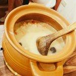潮州六必居沙鍋粥照片