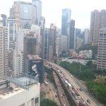 Foto de Cosmopolitan Hotel Hong Kong