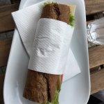 Sandwichbar Foto