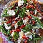 La Classica (mozza, san daniele, parmeggiano, basilic)