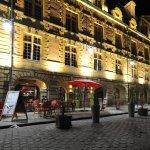 Garden Ice Café Charleville-Mézières extérieur
