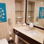 Bathroom inside standard room