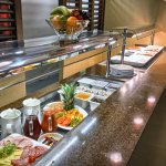 Full Buffet Breakfast Served Daily
