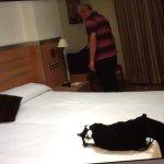 Photo de Hotel La Familia