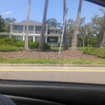 Beautiful Homes. Have to take pics from moving car!