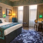 Accessible rooms offer spacious floor area & adjoining room option
