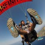 Sky Sports Paragliding Foto