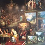 Wall poster from the Prado exhibit