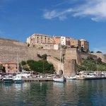 La citadelle vue du port