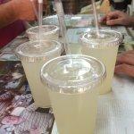 Four Lemonades for the Road!