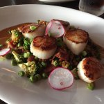 The scallops -- oh my!