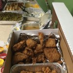 Catered Chicken and Sides