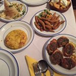 selection of tasty tapas
