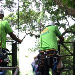 Foto di Ecoglide Arenal Park
