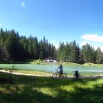 Panorámica del Lago Pianozes