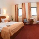 Doppelzimmer Hotel Moritz an der Elbe