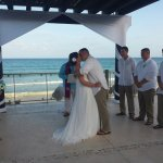 Pergola; best place for wedding!!!
