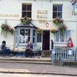 The Blue Ball, Grantchester