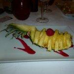 l ananas frais